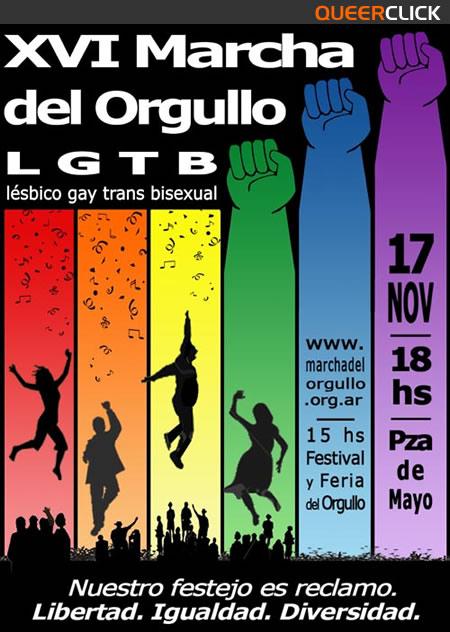 Marcha del Orgullo de Buenos Aires