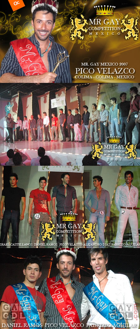 Mr. Gay México
