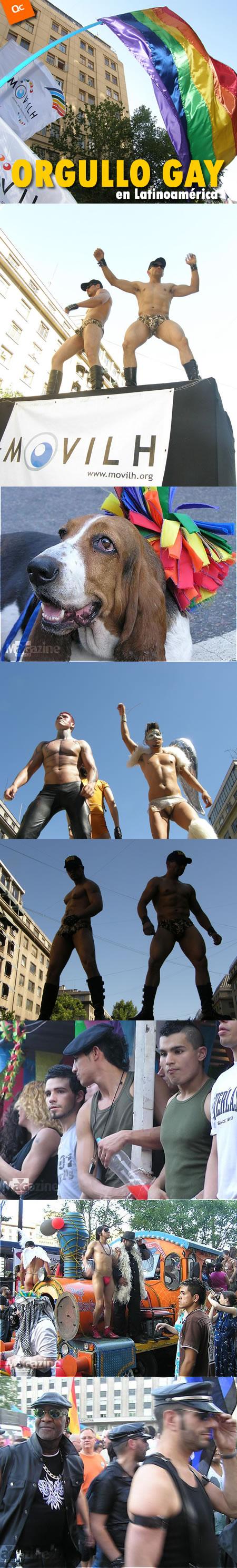El Orgullo Gay en Latinoamérica