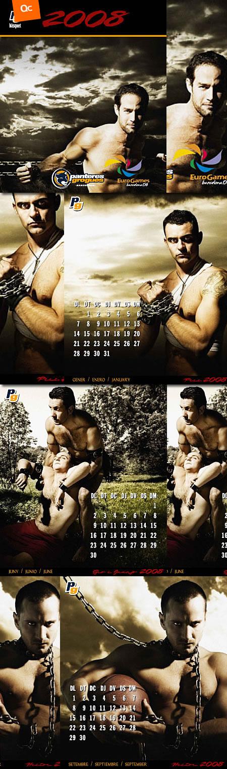 El Calendario de los Eurogames