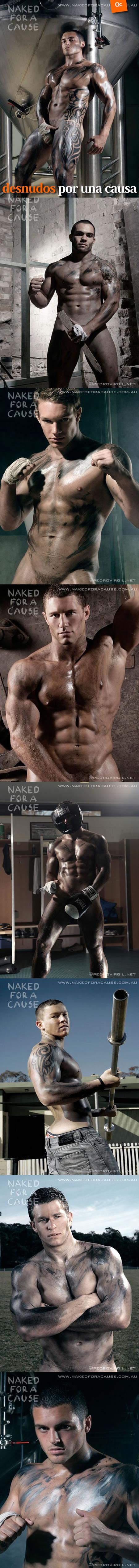 Desnudos por una Causa