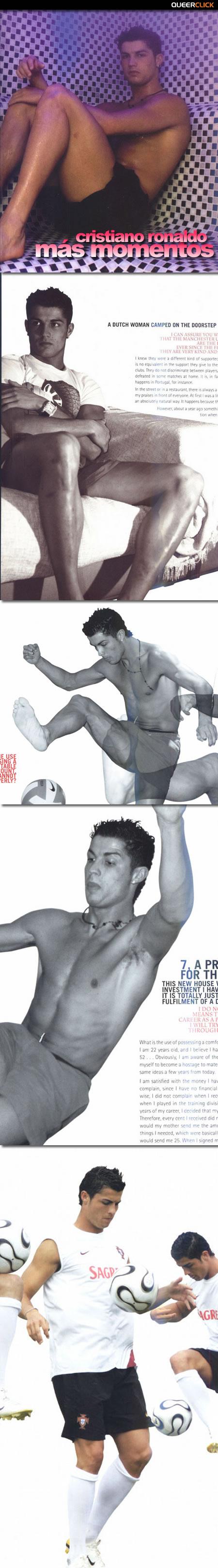 Más Momentos de Cristiano Ronaldo