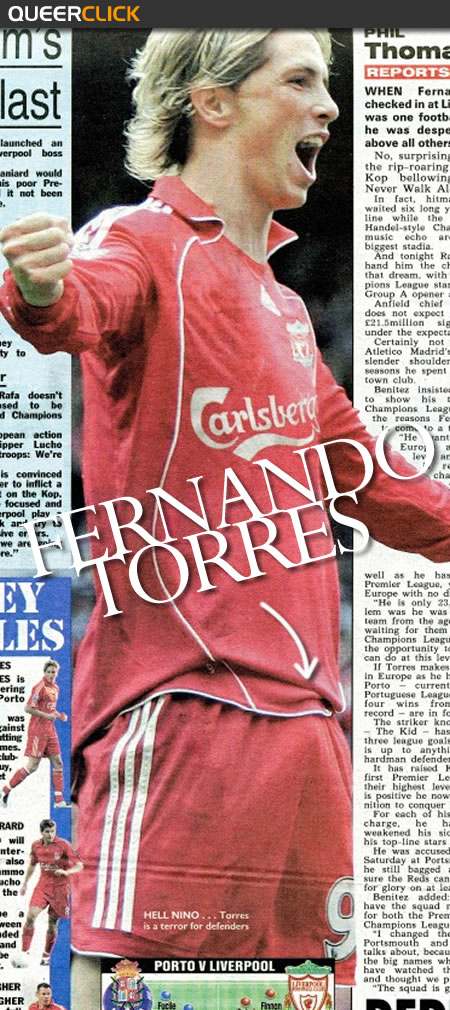 El Bulto de Fernando Torres