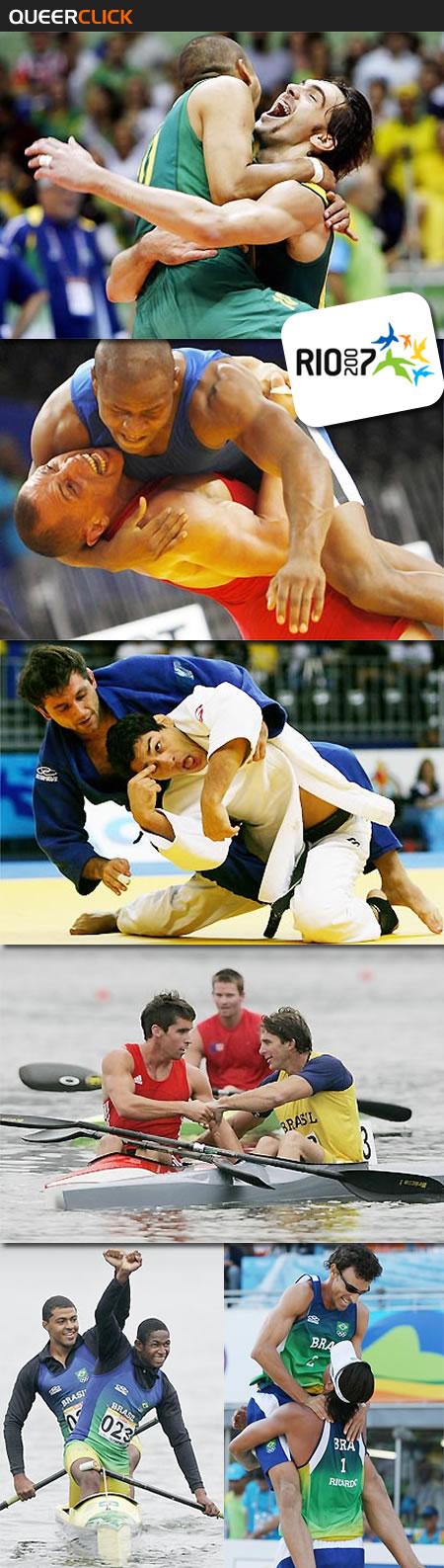 Juegos Panamericanos de Rio IV
