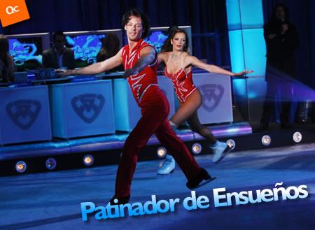 Sergio Lois, el Patinador de Bailando por un Sueño.
