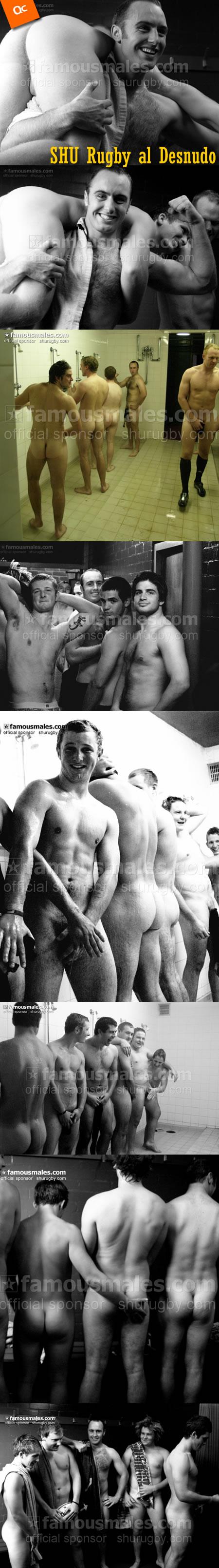 SHU Rugby al Desnudo