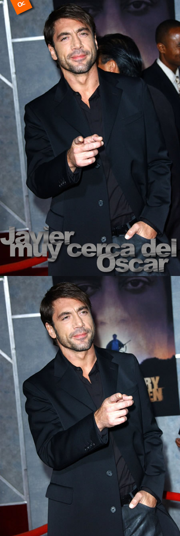 Javi, Muy Cerca del Oscar