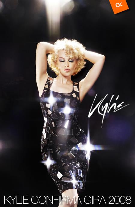 Kylie Sale de Gira