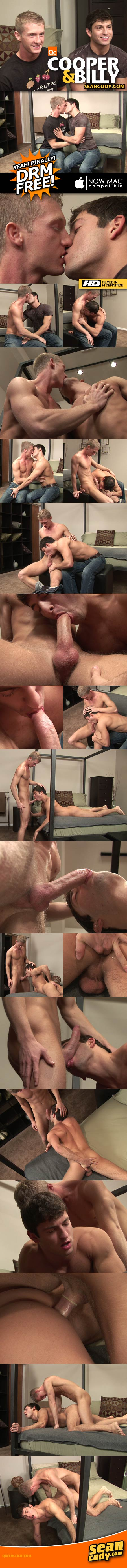 Cooper and Billy at SeanCody.com