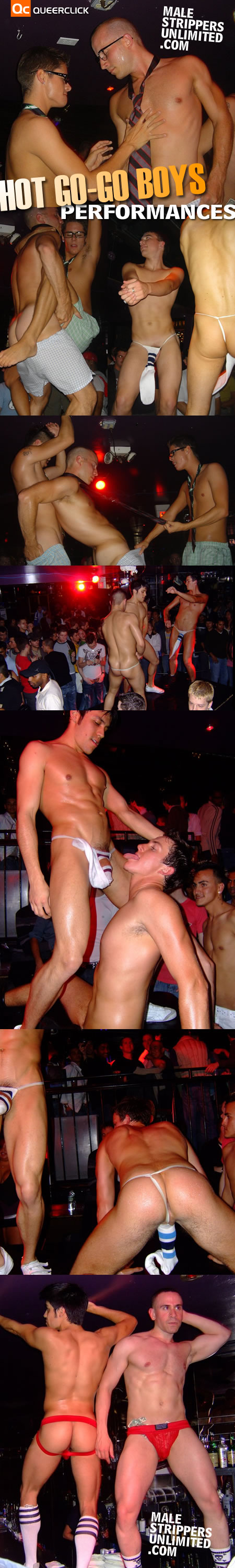 Queerclick male stripper unlimited archive