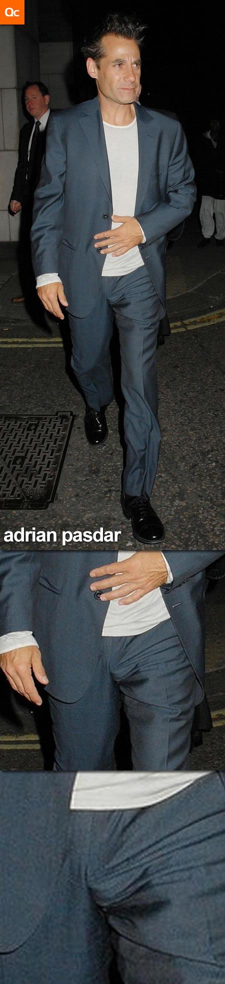 pasdar nude Adrian