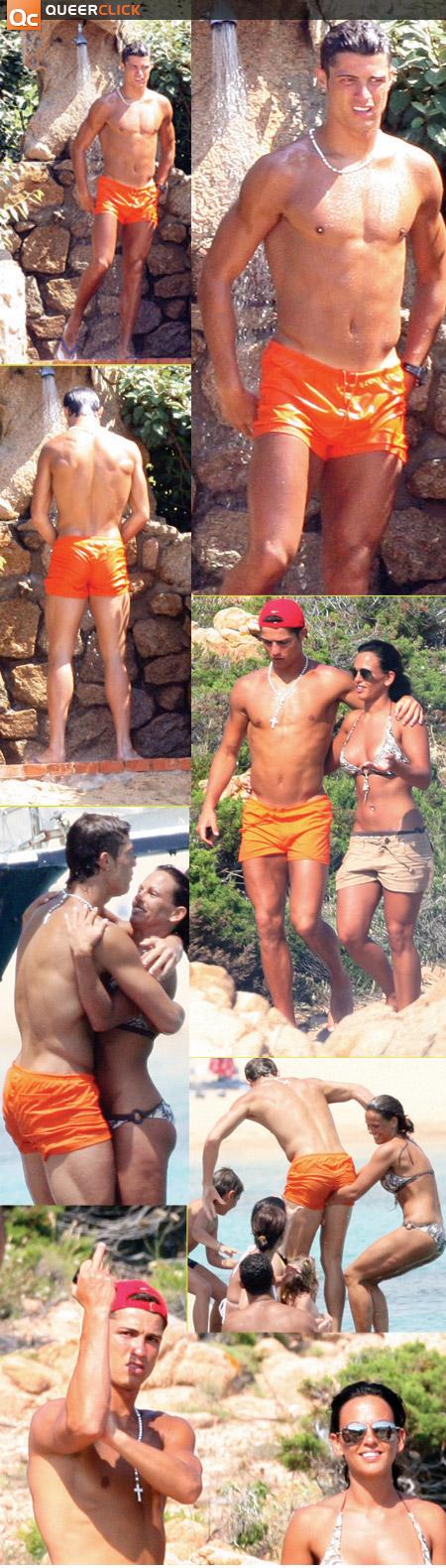 Cristiano Ronaldo loves QC!