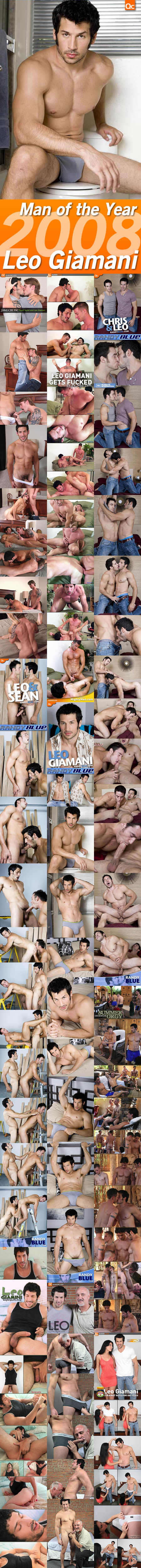 QueerClick's 2008 Man of the Year: Leo Giamani