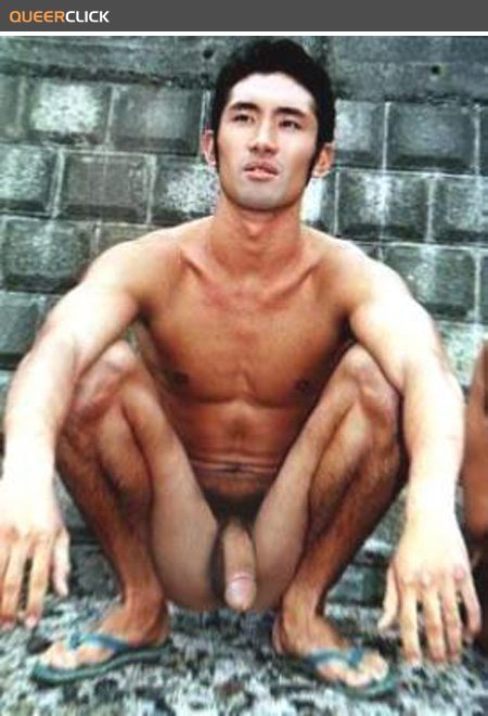 Chinese sex hot naked male model mine