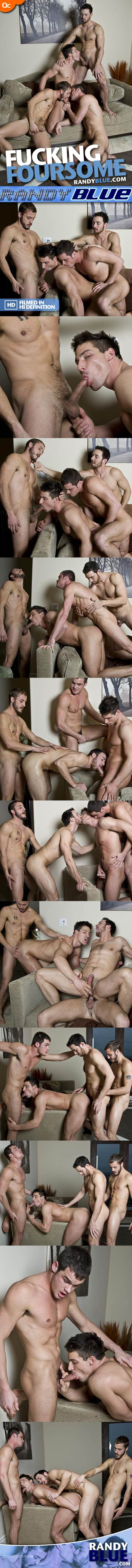 Randy Blue: Fucking Foursome