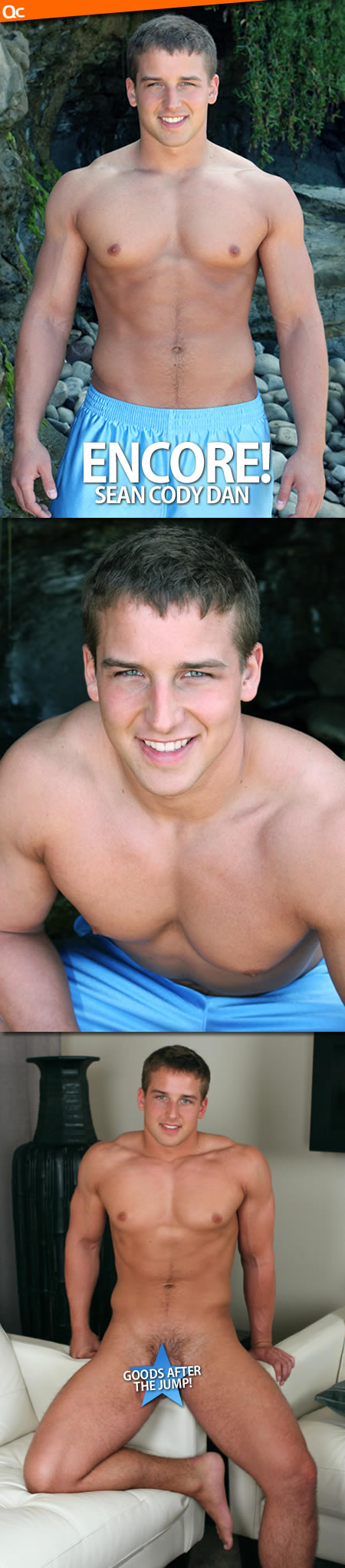 Sean Cody: Dan's Encore!