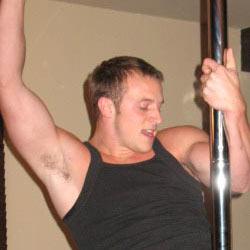 Frat Pad: The Boys Break in the Stripper Pole