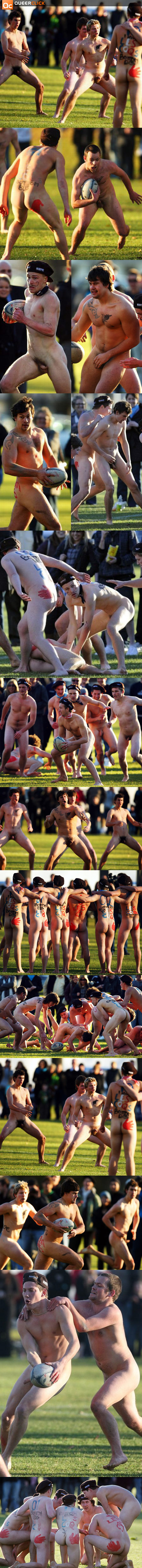 French Naked Rugby