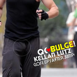 Twilight's Kellan Lutz's Bulge