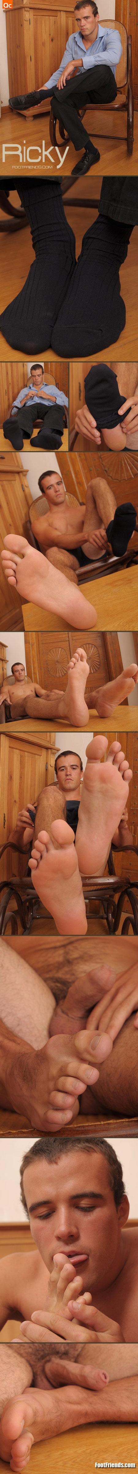 footfriends ricky