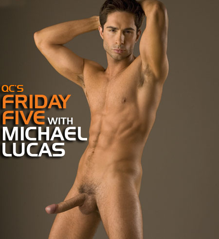 37-year-old Michael Lucas