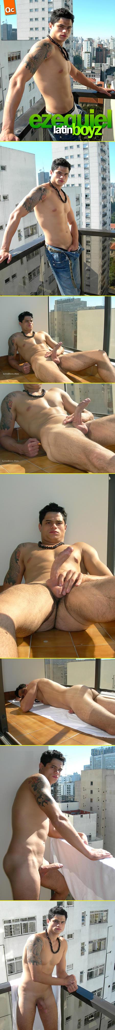 Latin Boyz: Ezequiel