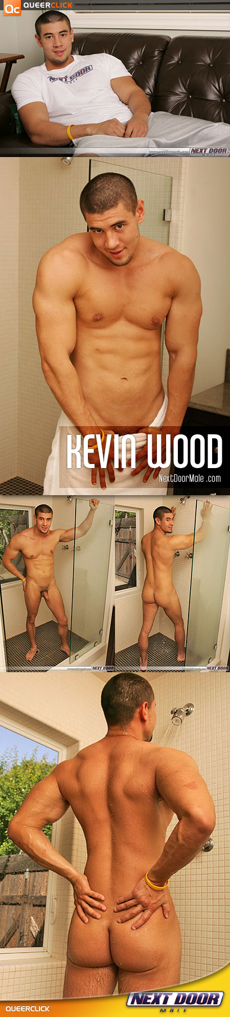 Next Door Male: Kevin Wood