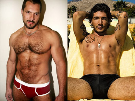 Arpad Miklos is NOT 100% gay and Johnny Hazzard is hot Hot HOT!