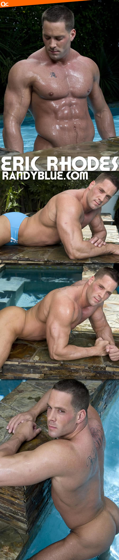 Randy Blue: Erik Rhodes