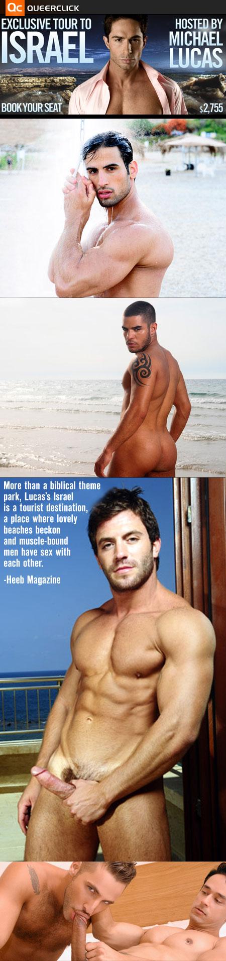 michael lucas tour of israel You're gay Wallpaper