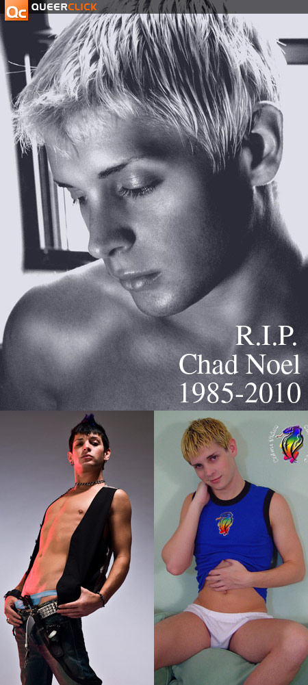 Chad Noel, 25-Year Old Brent Corrigan Co-Star, Dies Of HIV