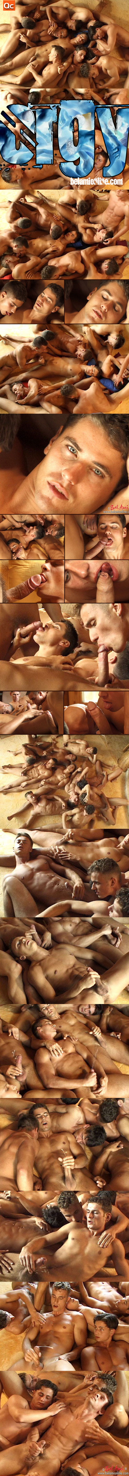 bel ami cover boy orgy