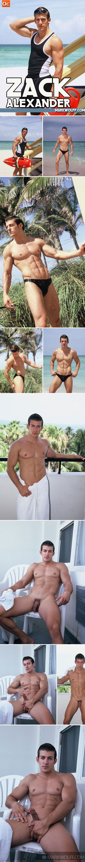 Mark Wolff: Zack Alexander