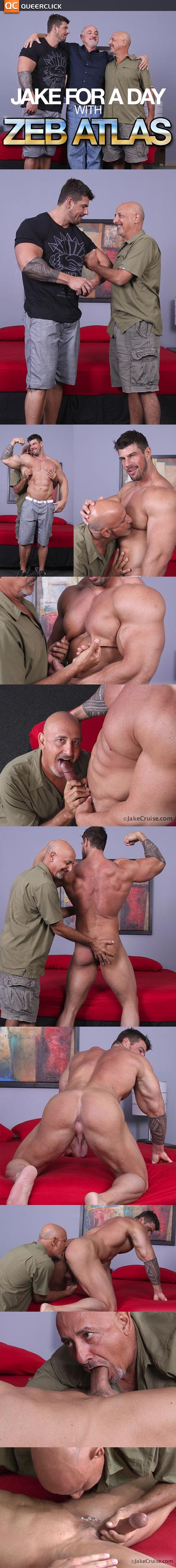 Jake for a Day with Zeb Atlas