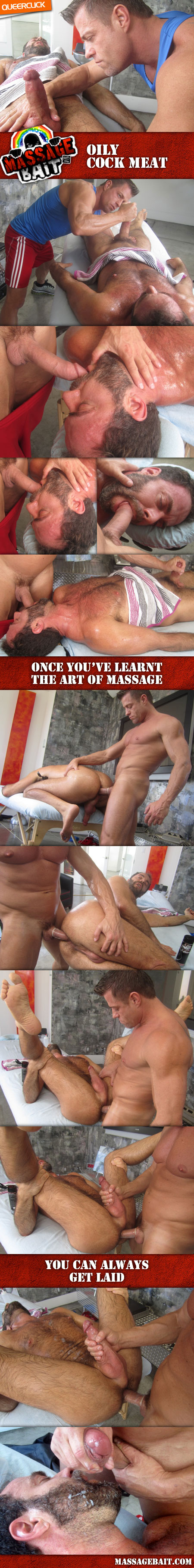Massage Bait: Oily Cock Meat