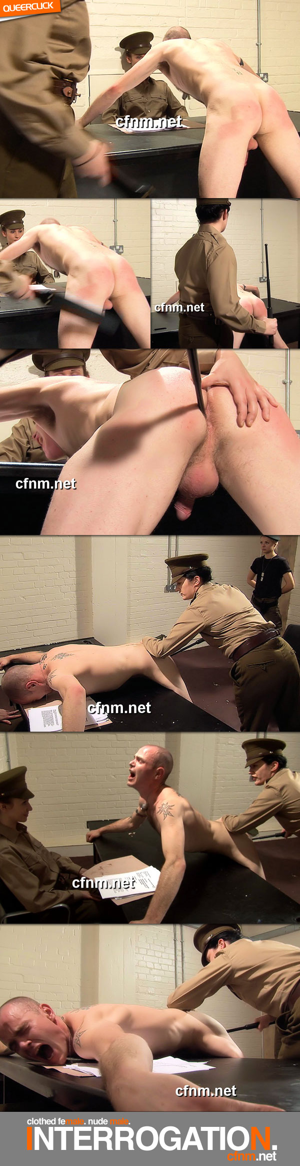 CFNM.net: Interrogation