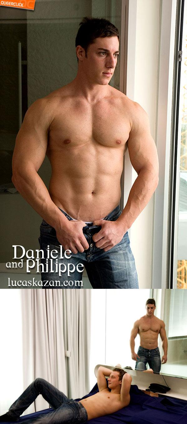 lucas kazan daniele philippe