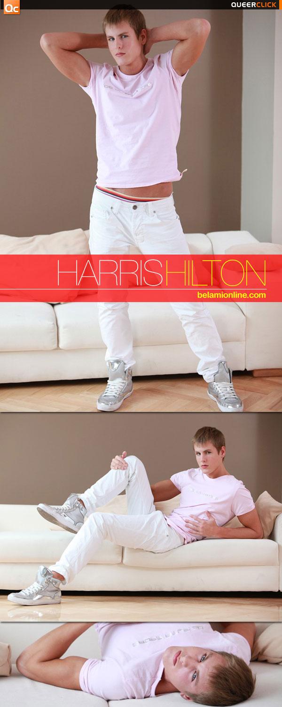 Bel Ami: Harris Hilton