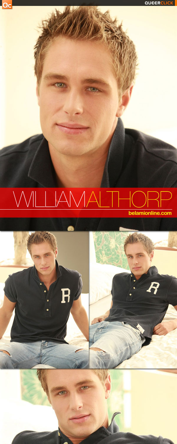 Bel Ami: William Althorp