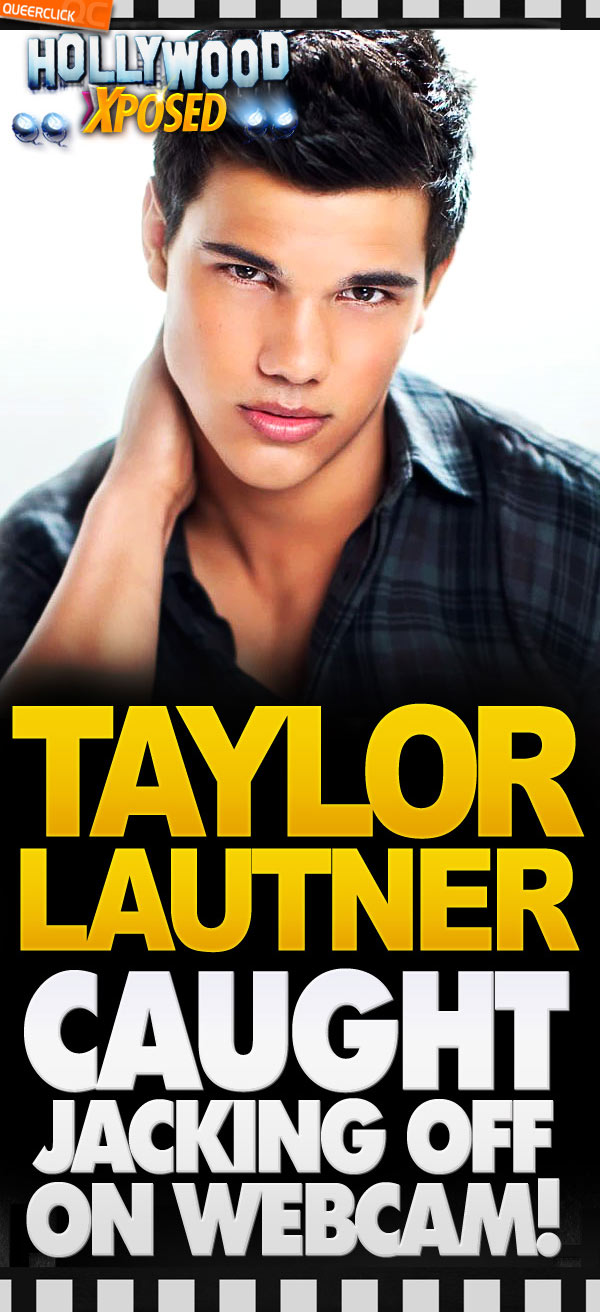 hollywood xposed taylor lautner