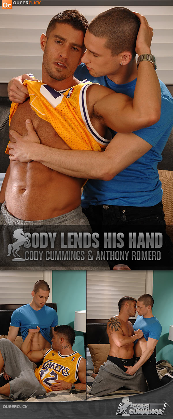 Cody Cummings: Cody and Anthony Romero