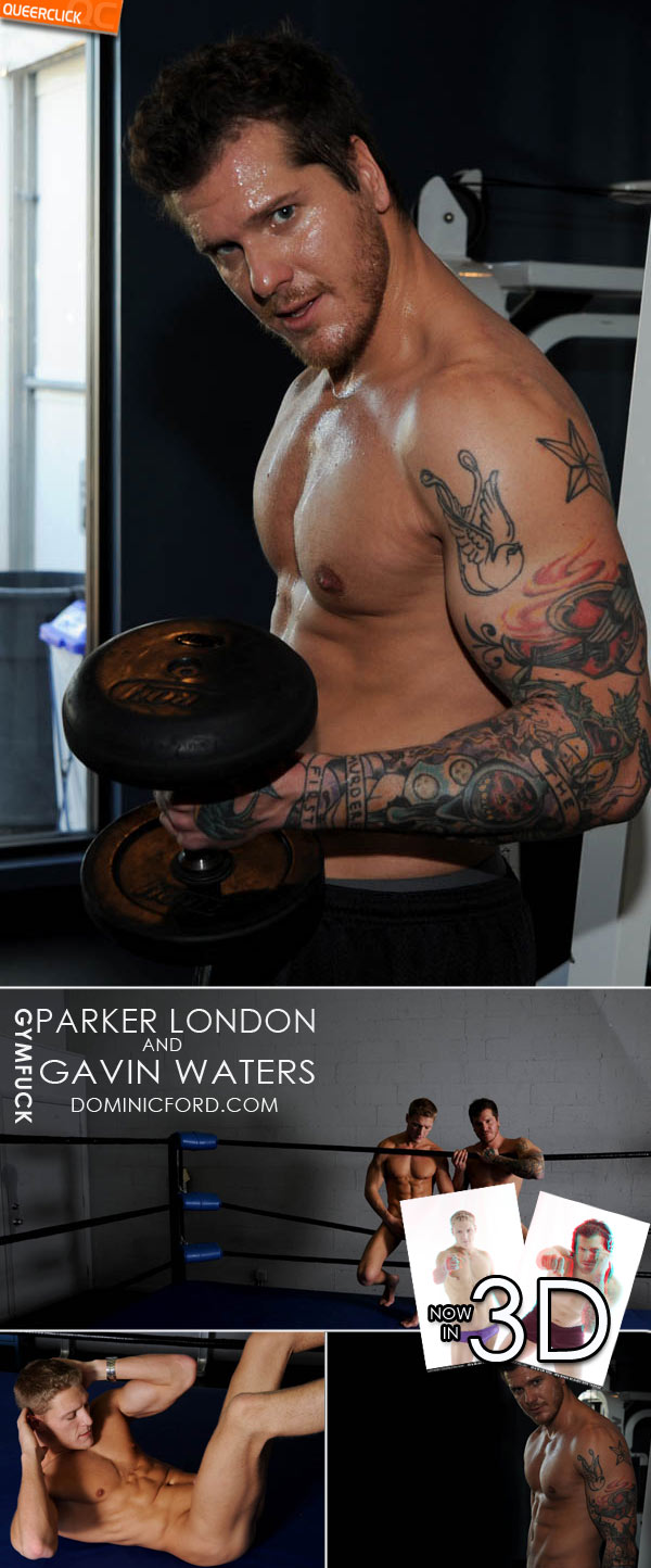 dominic ford parker london gavin waters