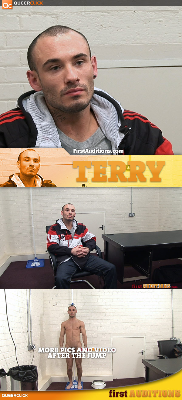 First Auditions: Terry