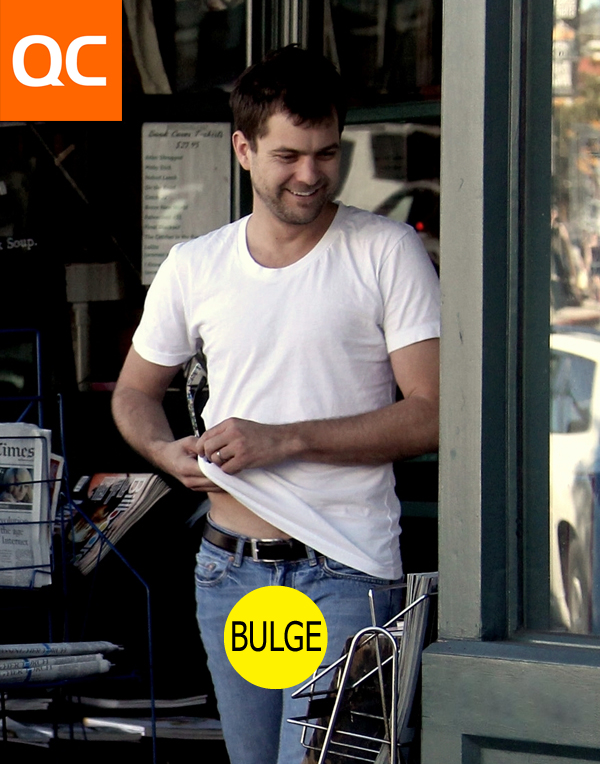 joshua jackson jeans vpl bulges