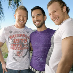 Randy Blue: Danny, Lucky and Max