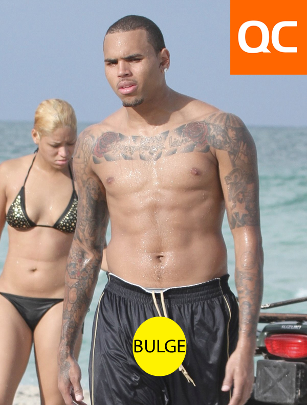 Naked Pictures Of Chris Brown Into Man