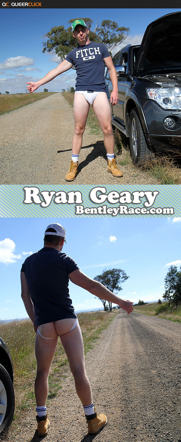bentleyrace ryan geary 3 About almost nude celebrities   photos