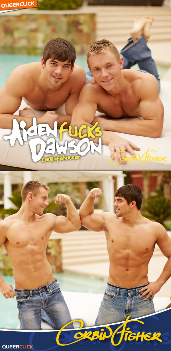 Corbin Fisher: Aiden Fucks Dawson