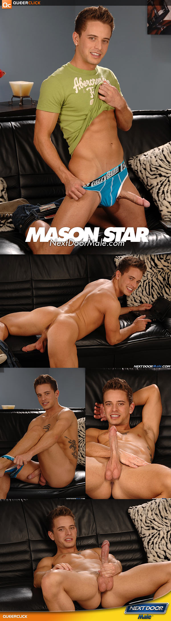 Next Door Male: Mason Star