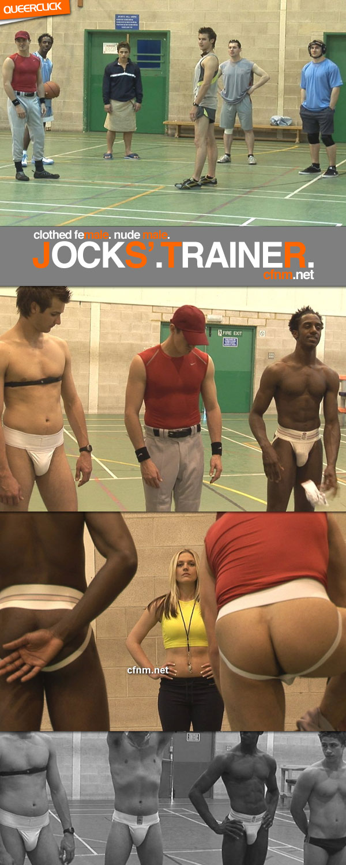 cfnm net jocks trainer